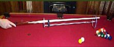 Handicap Pool Cue